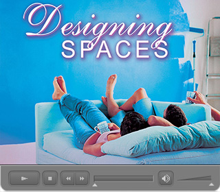 Click here to watch the Designing Spaces Foam Bangor Spray Foam Video (7:57) segment in Macromedia Flash Format.